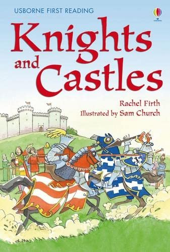 9781409520672: Knights & Castles (First Reading Level 4)