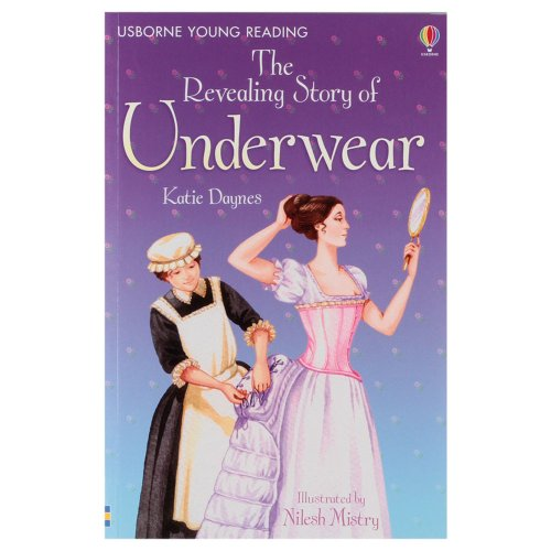 9781409520733: Revealing Story of Underwear (Young Reading Level 2)
