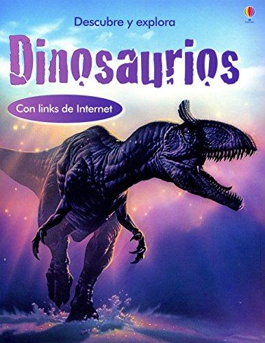 9781409520900: Dinosaurios (Descubre Y Explora)