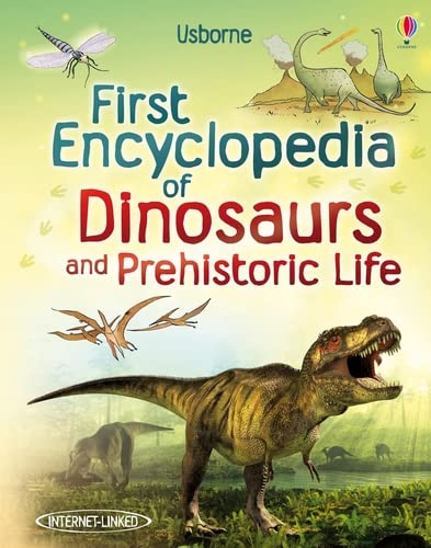 9781409520979: First Encyclopedia of Dinosaurs and Prehistoric Life (Usborne First Encyclopedia)