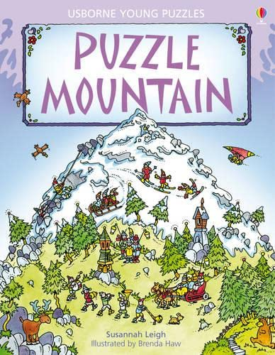 9781409520993: Young Puzzles Puzzle Mountain