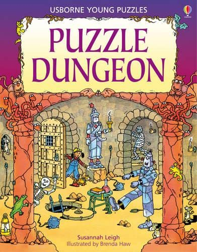9781409521013: Young Puzzles Puzzle Dungeon