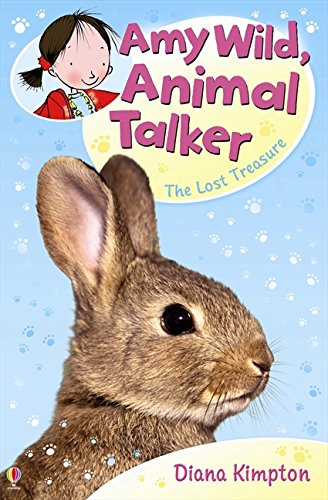 9781409521037: Lost Treasure (Amy Wild, Animal Talker)