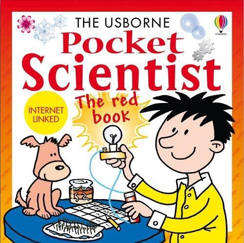 Pocket Scientist - Red