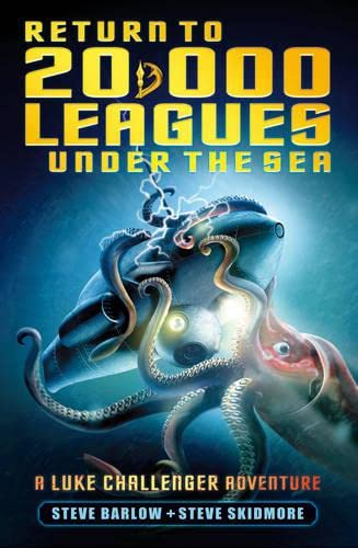 9781409521426: Return to 20,000 Leagues Under the Sea. Steve Barlow and Steve Skidmore