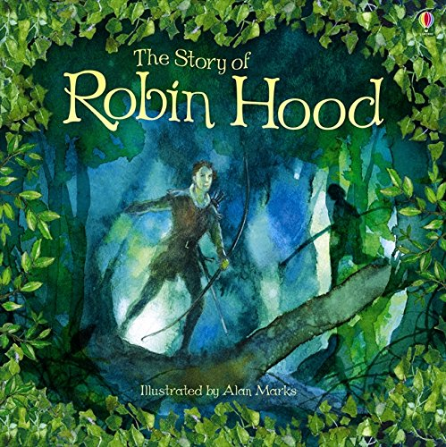 9781409522072: The Story of Robin Hood (Picture Books)