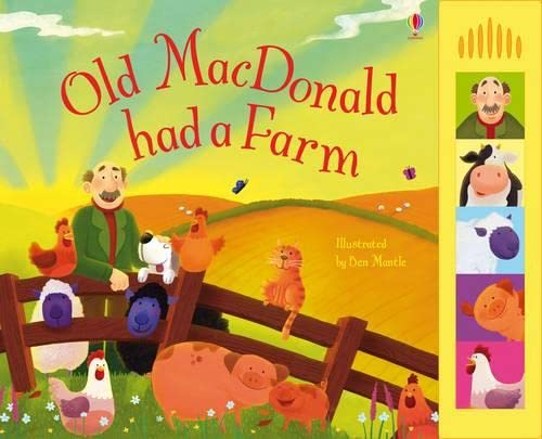 9781409522133: Old MacDonald Had a Farm With Sounds (Noisy Books)