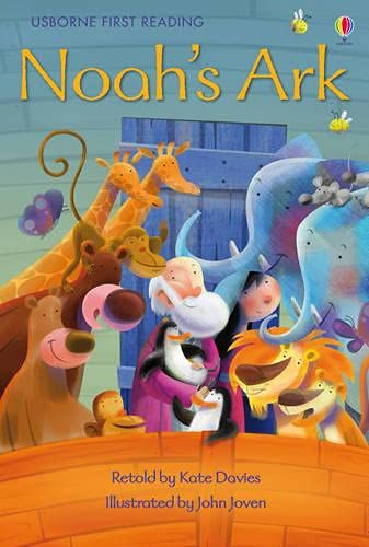 Noahs Ark (First Reading) (Usborne First Reading): Kate Davies