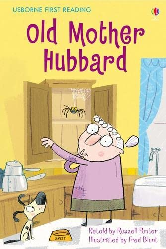 9781409522218: Old Mother Hubbard (Usborne First Reading)