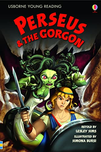 Perseus and the Gorgon (Young Reading Series Two): Jones, Rob Lloyd