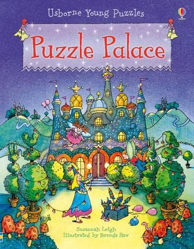 9781409522485: Puzzle Palace (Usborne Young Puzzles)