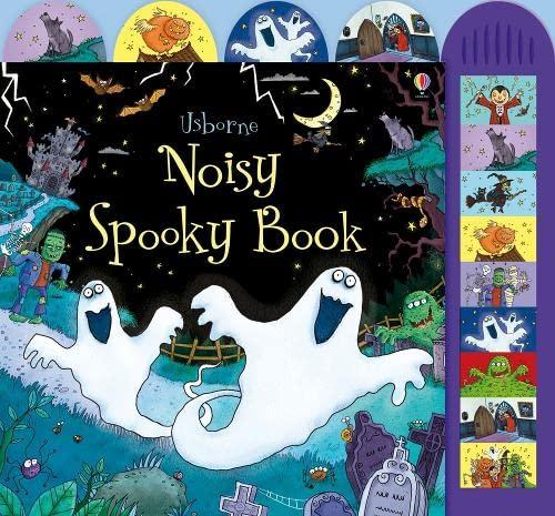 9781409522829: Noisy Spooky Book (Noisy Books)