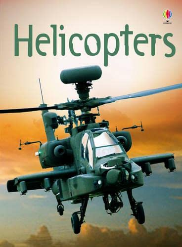 9781409522874: Helicopters (Usborne Beginners Plus)