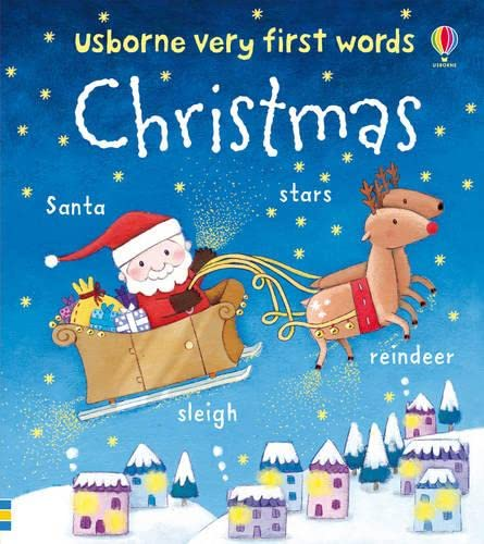 9781409522942: Very First Words: Christmas