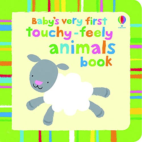 9781409522959: Baby's Very First Touchy-Feely Animals