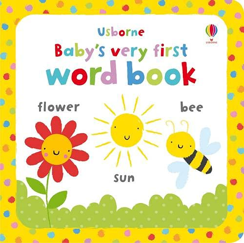 9781409523062: Baby's Very First Word Book