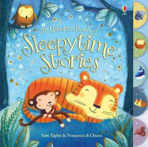The Usborne Book of Sleepytime Stories. Sam: Taplin, Sam