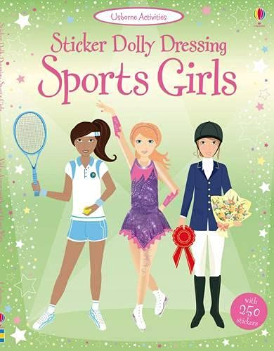 9781409523123: Sticker Dolly Dressing Sport Girls