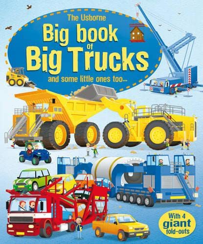 9781409523260: Big Book of Big Trucks (Big Book of Big Things)