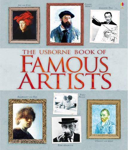 9781409523284: Famous Artists (Art Books)
