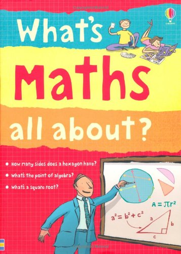 9781409523314: What's Maths All About?
