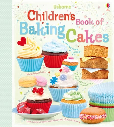 9781409523369: Children's Book of Baking Cakes