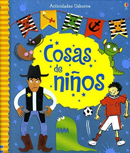 9781409523659: Cosas de niños (Actividades (usborne))