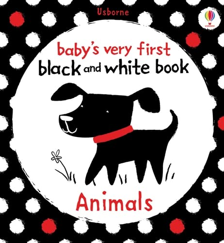 9781409523932: Black and White: Animals (Baby's Very First)