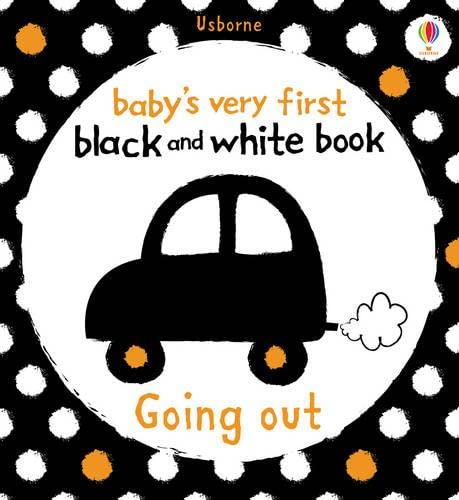 9781409523949: Black and White: Going Out (Baby's Very First)