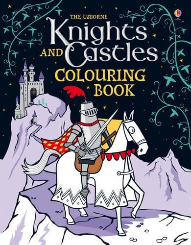 9781409524274: Knights and Castles Colouring Book
