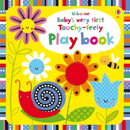 9781409524298: Baby's Very First Touchy-feely Playbook (Baby's Very First Books)