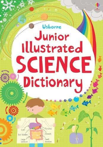 9781409524328: Junior Illustrated Science Dictionary (Usborne Dictionaries)