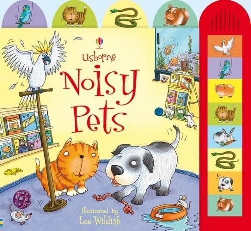 9781409524441: Noisy Pets (Noisy Books)