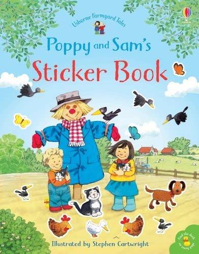 9781409524489: Farmyard Tales Sticker Book (Farmyard Tales Sticker Learning)