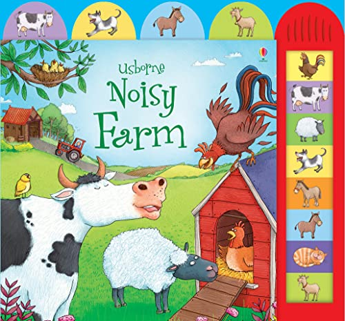 9781409524540: Noisy Farm (Noisy Books)