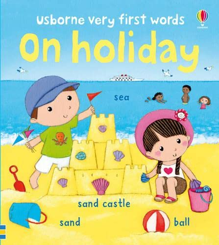 On Holiday (Very First Words): Rosalinde Bonnet