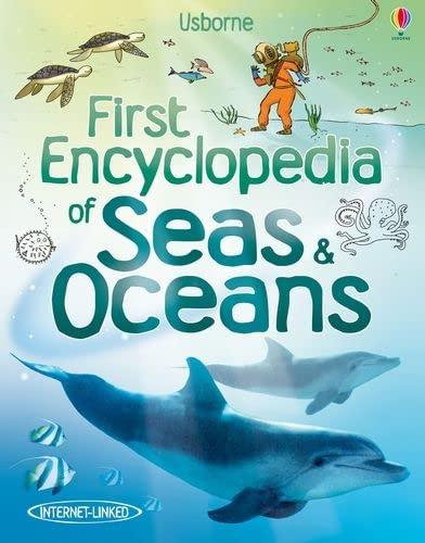 9781409525073: First Encyclopedia of Seas & Oceans (Usborne First Encyclopedia)