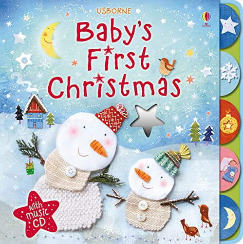 9781409525196: Baby's First Christmas