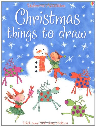 9781409525226: Christmas Things to Draw (How to Draw)