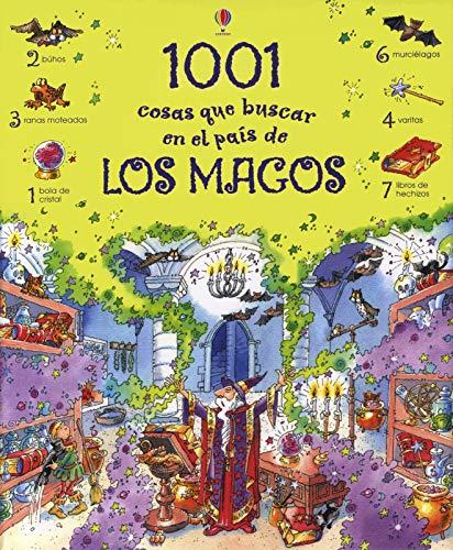9781409525387: 1001 COSAS QUE BUSCAR EN EL MUNDO MAGOS