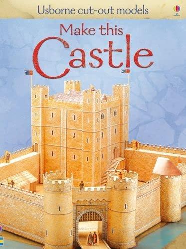 9781409525493: Make This Castle (Usborne Cut Out Models)