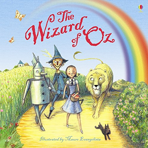 9781409526117: The Wizard of Oz. Illustrated by Mauro Evangelista