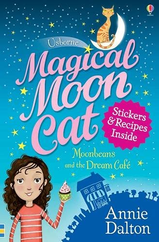 9781409526315: Moonbeans and the Dream Cafe (Magical Moon Cat)
