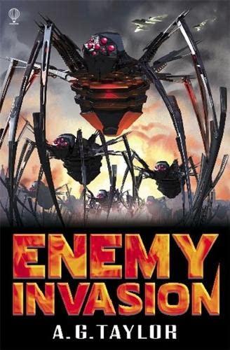 9781409526711: Enemy Invasion (Superhumans)
