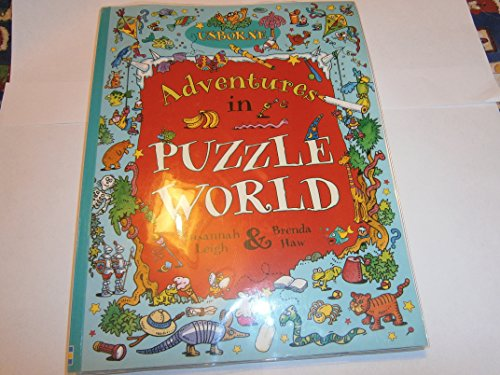 9781409526810: Usborne Adventures in Puzzle World