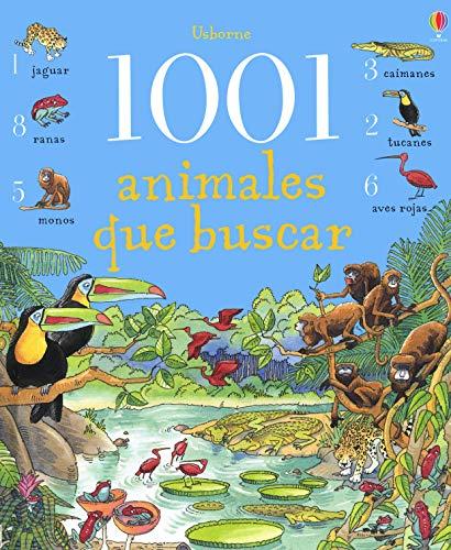 1001 Animales Que Buscar: Owen, Susannah/Milbourne, Anna