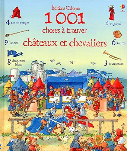 9781409527442: 1001 CHOSES A TROUVER DANS LES CHATEAUX FORTS