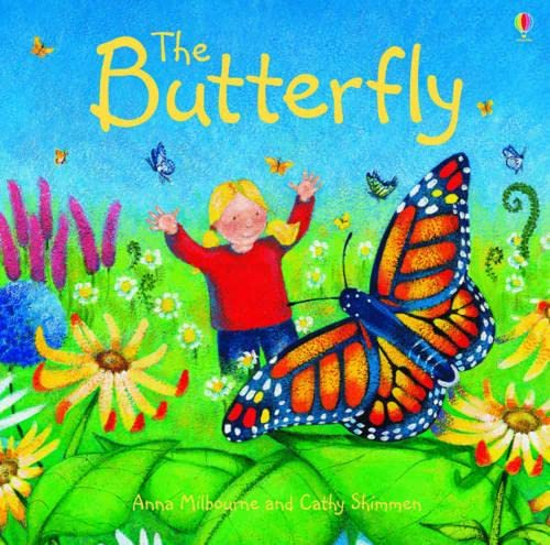 9781409527718: The Butterfly (Picture Books)