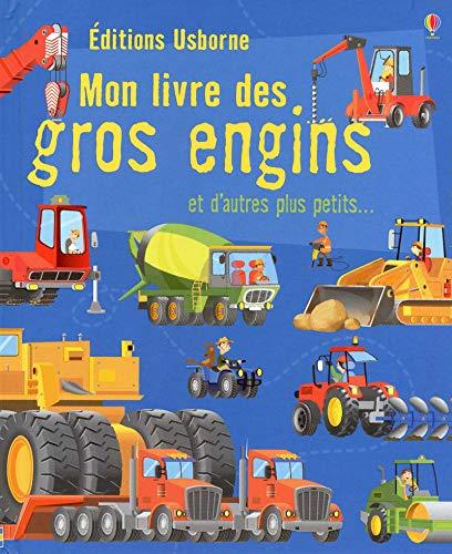 9781409527770: Mon Grand Livre des Gros Engins