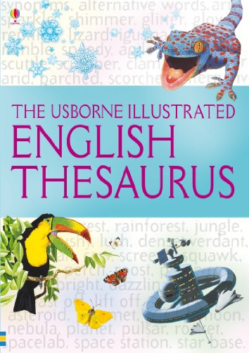 9781409528104: The Usborne Illustrated Thesaurus. Written and Edited by Jane Bingham and Fiona Chandler (Usborne Illustrated Dictionaries)